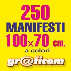 manifesti 100x70 250