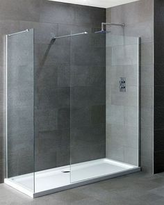 Small bathroom remodel ideas with shower only bathtub design curtains walk in for designs enticing Bathroom Shower Panels, Loft Bathroom, Downstairs Bathroom, Bathroom Layout, Shower Rooms, Bathroom Grey, Bathroom Plumbing, Shower Floor, Small Bathroom With Shower