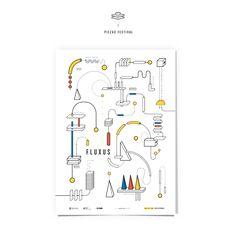 Proyecto final de la carrera de Diseño Gráfico en FADU, UBA. Gabriele 3, 2015El festival de arte y cultura urbana FLUXUS se desarrrolla en un marco donde toda la ciudad con cada una de sus recovecos es parte de la propuesta del evento.Las distintas ac…