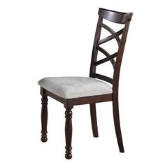 Winners Only DH1450S Hamilton Park X-Back Side Chair (Set of 2) This Side Chair by Winners Only is offered in a hamilton park hickory finish.  Hamilton