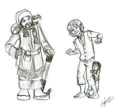 Who's your friend Bilbo? by *AlyssaF on deviantART