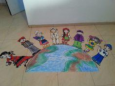 לוח תוכן -סיום שנה ילדי העולם