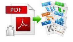 Si está buscando un convertidor de PDF gratuito, Renee PDF Aide es sin duda la mejor opción para convertir los archivos PDF a otros formatos, como Word, Excel, Text, etc. https://www.reneelab.es/el-mejor-convertidor-de-pdf-en-espanol.html