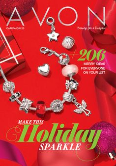 Campaign 25 Online Order Dates: 11-12/11-25 Shop online at www.youravon.com/awelshans #avon #campaign25 #outlet #mark #avonliving #Christmas https://www.avon.com/brochure