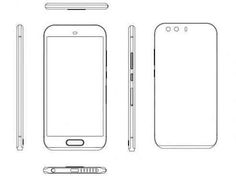 Sketch of Huawei P9 with physical home button shows up   Yesterday an entry in the Geekbench database surfaced that many believe is the Huawei P9 smartphone. The Huawei P9 is expected to launch around March of this year as the successor to the Huawei P8. Today a sketch of a device surfaced that is believed to be of the Huawei P9 although it seems to show a different design direction for the manufacturer with the P series of devices.  The first most obvious item that jumps out from the…
