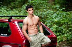 L'impressionnante prise de poids de Taylor Lautner