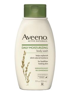 Simple Beauty Product Swaps To Make For Winter: Aveeno Daily Moisturizing Body Wash   allure.com