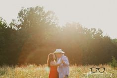 A Girl Named Leney: Leah & Anthony // country engagement session