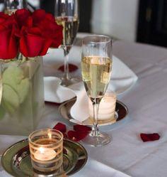 #romantic #valentinesday #dinner