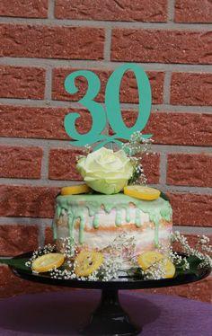 Zitronen Himbeer Joghurt Torte   Lemon raspberry yoghurt cake  Naked Cake
