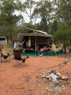 Thanks to Conqueror Customers Janet and David Plant for sharing photos of their recent trip to Lightning Ridge, Inverell and Glen Innis