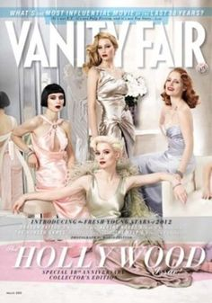 Vanity Fair Magazine – March 2012 – Hollywood « Library User Group