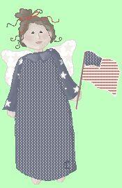 Patriotic Angel