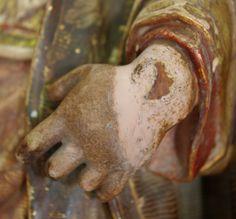 Ovalo R&E: Tratamientos en restauración conservación de obras de arte