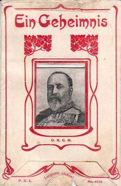 MECHANICAL, BOER WAR, Paul Kruger, King Edward
