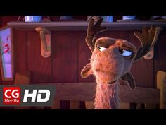 TheCGBros Presents - A Short Animated Film about an adorable, cocoa-drinking deer who is eager to tidy and shoveling in front of his house every day. Short Film Video, All Video, Film Gif, Cgi 3d, Story Retell, Movie Talk, Thought Bubbles, Quiz, Movies