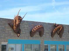 Dragon building