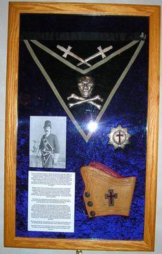 19th century Masonic Knight Templar   masonic.   Verein
