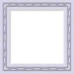 Presentation Photo Frames: Square Mat, Style 14