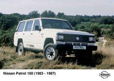Nissan Patrol, el padre de los SUV y 4x4 japoneses.