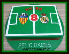 Quién ganó, Madrid o Valencia?? #tartacampofutbol #tartasaraceli