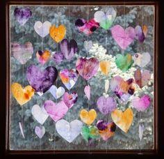 kid friendly valentine craft