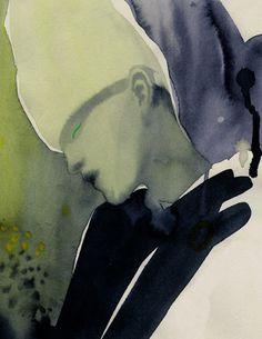 Cigarettes&Magazines.: Cecilia Carlstedt, illustrator.