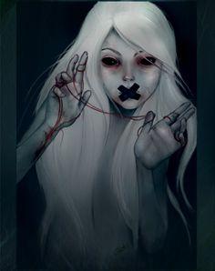 Unknown artist #don'tspeak