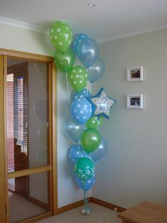 baby shower balloons | Baby Shower Balloons | Flickr - Photo Sharing!