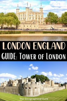 London Must See, London Guide, William The Conqueror, Henry Viii, Tower Of London, Royal Palace, London Calling, Crown Jewels, London Travel