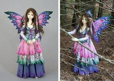 Highly detailed dolls by Martha Boers | Viola.bz