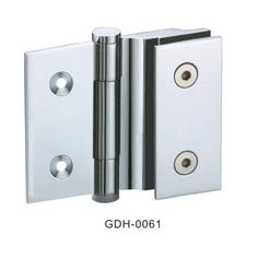 MING-MCZ Easy to Replace Glass Door Room Bath Clip Eyes Hinge Glass Door Room Bath Hinge Glass Door Bathroom Hinge Silent