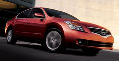 Best Gas Mileage Cars: Nissan Altima Hybrid vs Toyota Camry Hybrid: Averaging 33 mpg, the Altima Hybrid and Camry Hybrid are roomy mid-sized sedans starting at less than $27,000.    Nissan Altima Hybrid: 33 City/33 Hwy (33 avg), Base Price: $26,800. 2.5-liter, 4-cylinder gas engine with 198 hp, accelerating from 0-60 mph in 7.5 secs. A midsize sedan made for the Nissan lovers; a bit sportier than most hybrids.