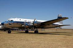 South African Airways Historic Flight, Douglas DC-4, ZS-BMH, Johannesburg Rand