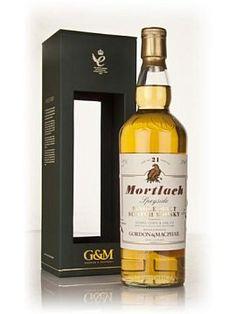 Mortlach 21 yo Gordon & MacPhail — Dramming