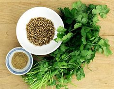 Cilantro leaves can help accelerate the excretion of mercury, lead and aluminum from the body...follow with chlorella, which binds to the toxins, making them easier to excrete :)  Chlorella pills can usually be found at your health food store.