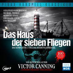 Ab 11.12.2015 bei uns! 3-teiliges Kriminalhörspiel von Victor Canning mit Siegfried Wischnewski, Michael Thomas u. v. a.