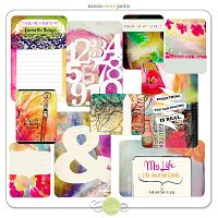 Life Journal Cards: My Life