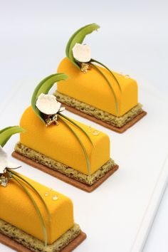 Frank Haasnoot : Dutch pastry chef - plated desserts
