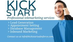 telemarketing | lead generation | appointment setting | sales & marketing
