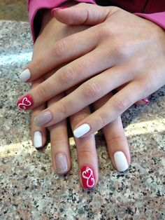 Nurse Nail art #paulasnaildesigns