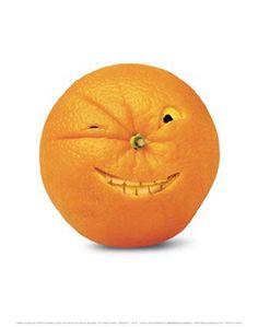Food Art - Orange