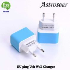ASTROSOAR EU plug USB Adapter 5V 1.5A USB Wall Charger Usb Charger