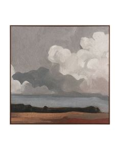 abstract landscape An ominous sky with - landscape Landscape Art, Landscape Paintings, Abstract Landscape Painting, Art Paintings, Landscapes, Landscape Prints, Painting Inspiration, Art Inspo, Oeuvre D'art