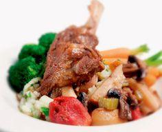 Lamb Shank Casserole/Stew