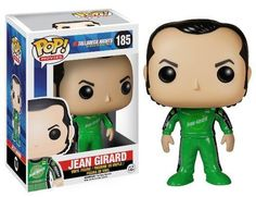 Funko POP! Talladega Nights: Jean Girard - PlayAndCollect