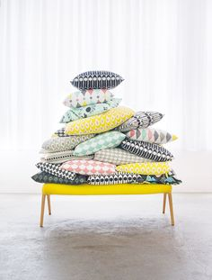 Cushions & Throws for home and interior Sweet Home, Interior Decorating, Interior Design, Deco Design, Home And Deco, Soft Furnishings, Home Textile, Scandinavian Design, Interior Inspiration