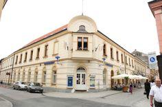 #Varaždin #down #town                                   www.tourism-varazdin.hr