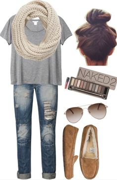 This is just perfect for school, this could be a fall outfit or a winter outfit, just add either a leather jacket or even your fav jacket. You could easily make this your own, and rock it!