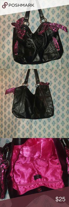 Metal mulisha purse Excellent condition metal mulisha purse metal mulisha  Bags Shoulder Bags